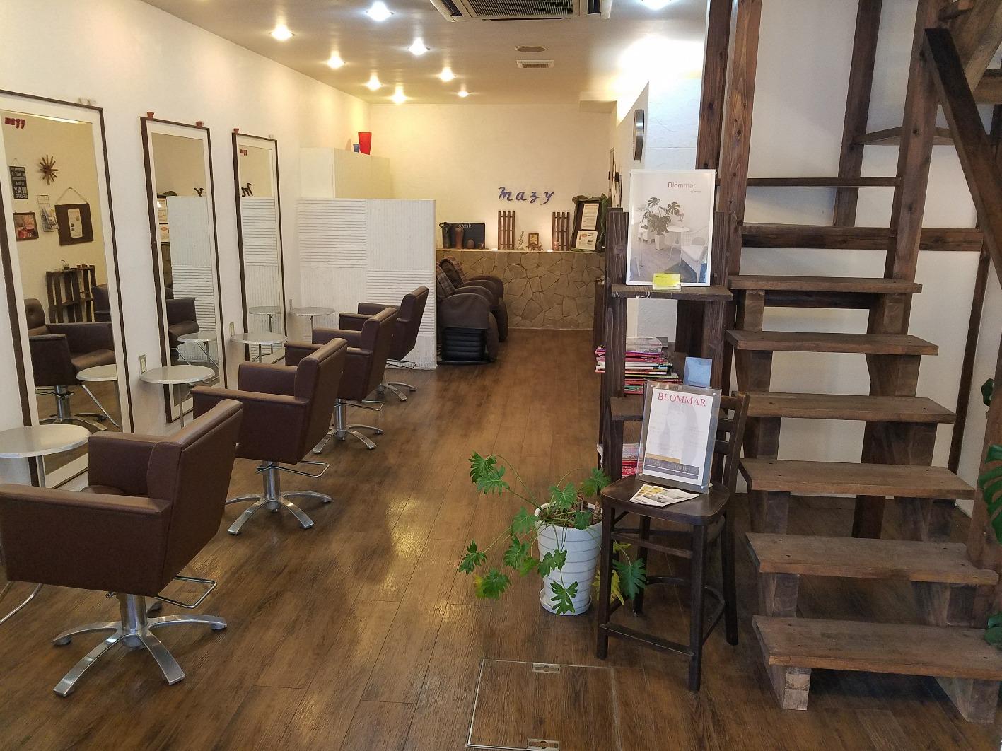 美容室Mazy <マジィ> 鴻池新田、美容院、美容室